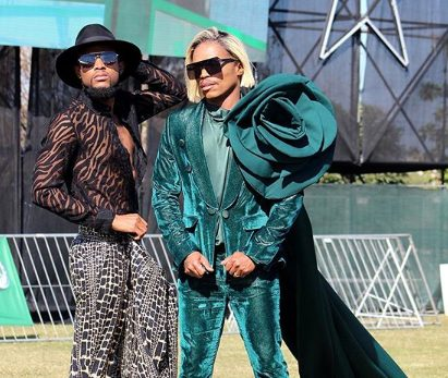 """Somizi and Mohale's traditional wedding to hold """"next week ..."""