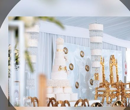 Photos: Check out #Somhale's exquisite wedding hall